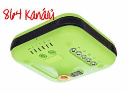 Triumph-1M má 864 kanálů All-in-View